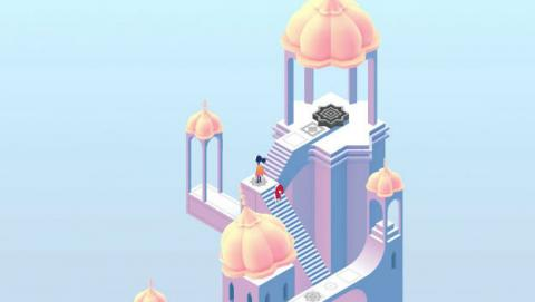 Ya puedes jugar a Monument Valley en Android.