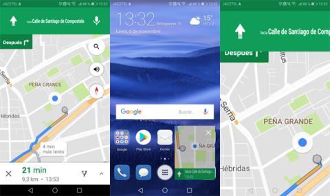 El problema de Google Maps en el Mate 10