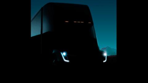 Esta es la fecha de presentación del camión eléctrico de Tesla