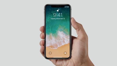 Los próximos iPhone tendrán la misma pantalla que el iPhone X.