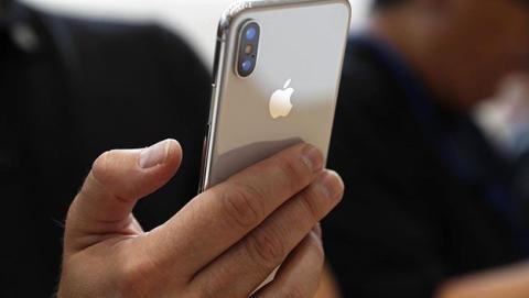 iPhone X reconocimiento gestos y movimientos manos 3D