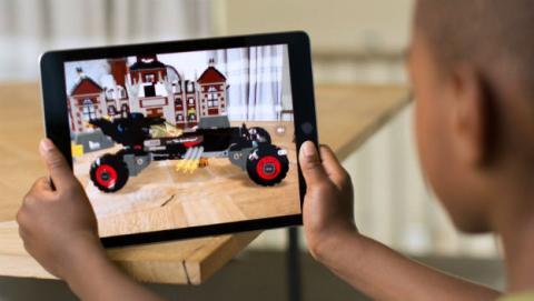 Apple podría ampliar su catálogo con unas gafas de realidad aumentada.