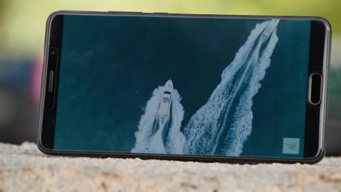 Así se ve un vídeo a toda resolución en el Mate 10