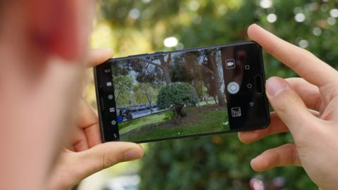 Y ahora llega el momento de la prueba de la cámara del Huawei Mate 10
