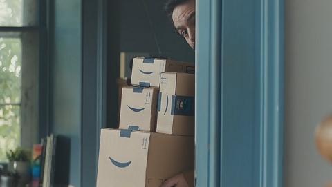 Polémico anuncio de Amazon desvela la identidad de Papa Noel