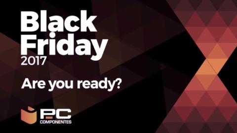 Las mejores gangas, ofertas y rebajas del Black Friday 2017 en PcComponentes.