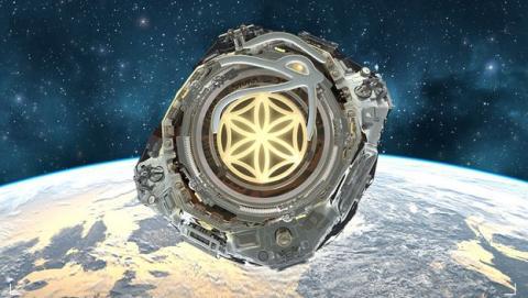El planeta Asgardia abandona la Tierra