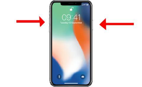 Así se hace una captura de pantalla en el nuevo iPhone