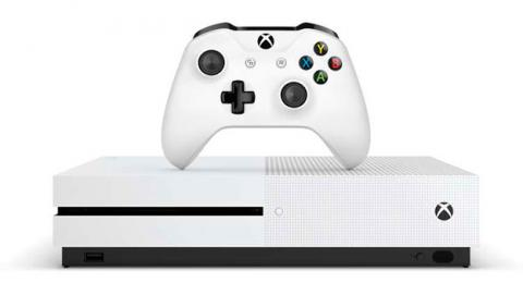 Xbox One S en oferta por Black Friday.