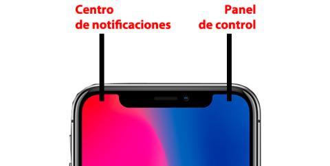 Cada ventana tiene su lugar en el nuevo menú de la ceja del iPhone