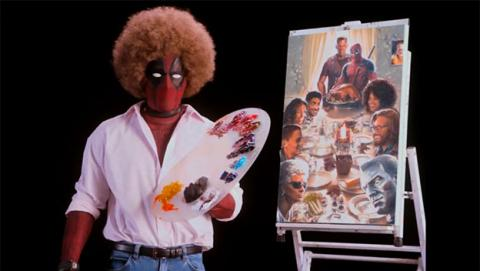 teaser trailer deadpool 2