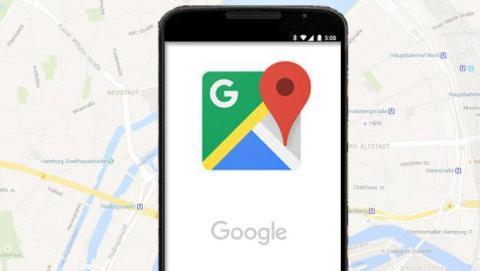 Actualización Google Maps con novedades, colores y nuevos iconos