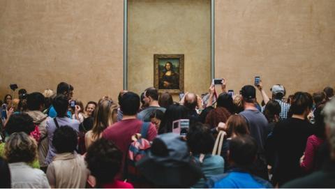 La obra de arte más cara jámas vendida es de Leonardo Da Vinci