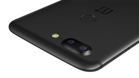 La cámara dual del 5T