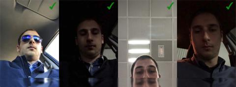 Situaciones en las que el Face ID del iPhone X funciona a la perfección