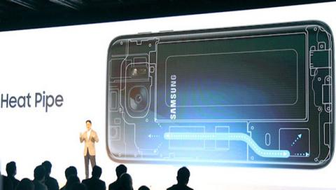 El Galaxy S9 tendrá tecnología contra el sobrecalentamiento