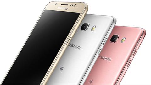 Samsung renueva la gama baja con el Galaxy J5 Prime y J2 Pro
