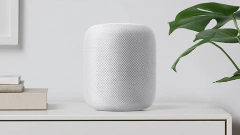 HomePod, el altavoz inteligente de Apple, se va a 2018