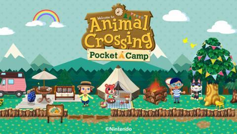 La fecha en la que podrás descargar Animal Crossing Pocket Camp