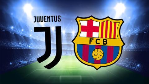 Dónde y en qué canal ver el Juventus - Barcelona de Champions.