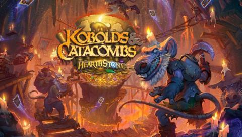 Cómo comprar cartas más baratas para la expansión Hearthstone: Kobolds & Catacumbas.