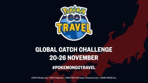 Capturar Pokémon GO Desafío de Captura Global de Pokémon GO