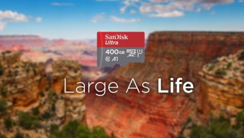 Sandisk Ultra, la tarjeta MicroSD de más capacidad para tu móvil y cámara, de oferta en Amazon España por el Black Friday 2017.