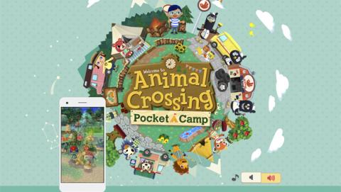 Ya se puede descargar Animal Crossing Pocket Camp para móviles