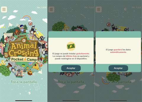 El nuevo Animal Crossing