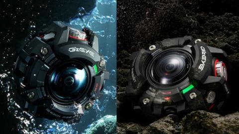 Casio action camera alternativa a GoPro