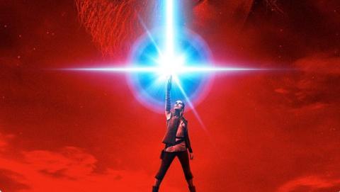 Rey podría volverse al lado oscuro en Star Wars: Los últimos jedi.