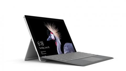 Microsoft Surface Pro de oferta en Black Friday 2017