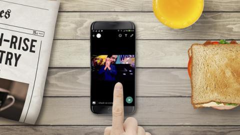 Enviar un GIF por WhatsApp