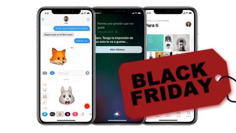iPhone X en oferta más barato por el Black Friday: ¿dónde comprar?
