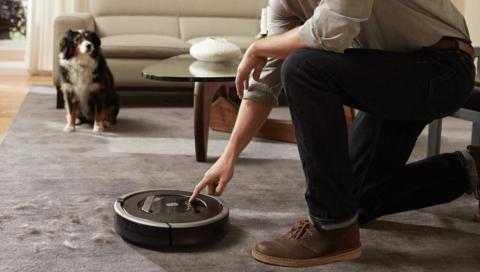 Comprar un aspirador Roomba en Black Friday 2017