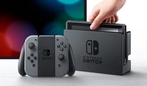 Las mejores ofertas de Nintendo Switch en el Cyber Monday 2017.