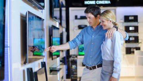 Black Friday: mejores ofertas para comprar un televisor
