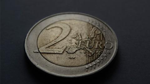 Timo moneda dos euros Guardia Civil