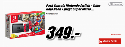 nintendo switch oferta black friday