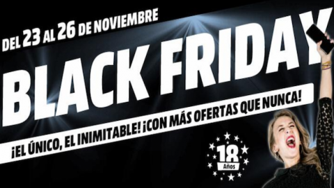 Black Friday de Media Markt 2017