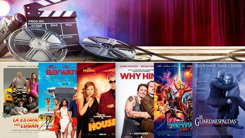 Las mejores películas de comedia que han llegado en este año