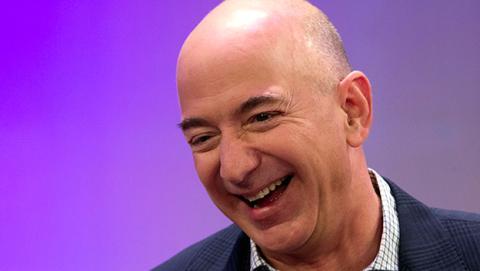 Jeff Bezos es ya el hombre más rico del planeta