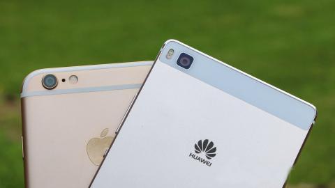"""Huawei """"da las gracias a Apple"""" por dejarles dominar el mercado"""