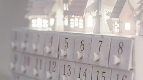 Los calendarios de Adviento para 2017
