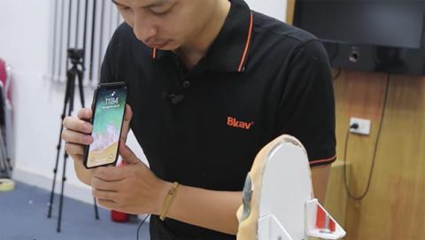 El equipo de Bkav engaña al Face ID del iPhone X