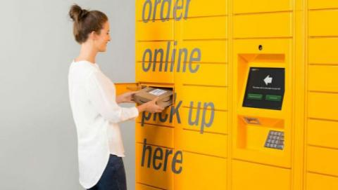 Las taquillas de Amazon Locker, ya disponibles en España.