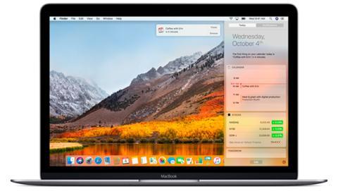 El fallo de seguridad descubierto en macOS HIgh Sierra