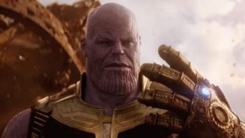 Tráiler de Avengers 4: Infinity War.