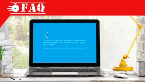 Cómo solucionar el error Watchdog y el mensaje de your PC ran into a problem.
