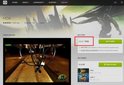 Juegos de PC gratis